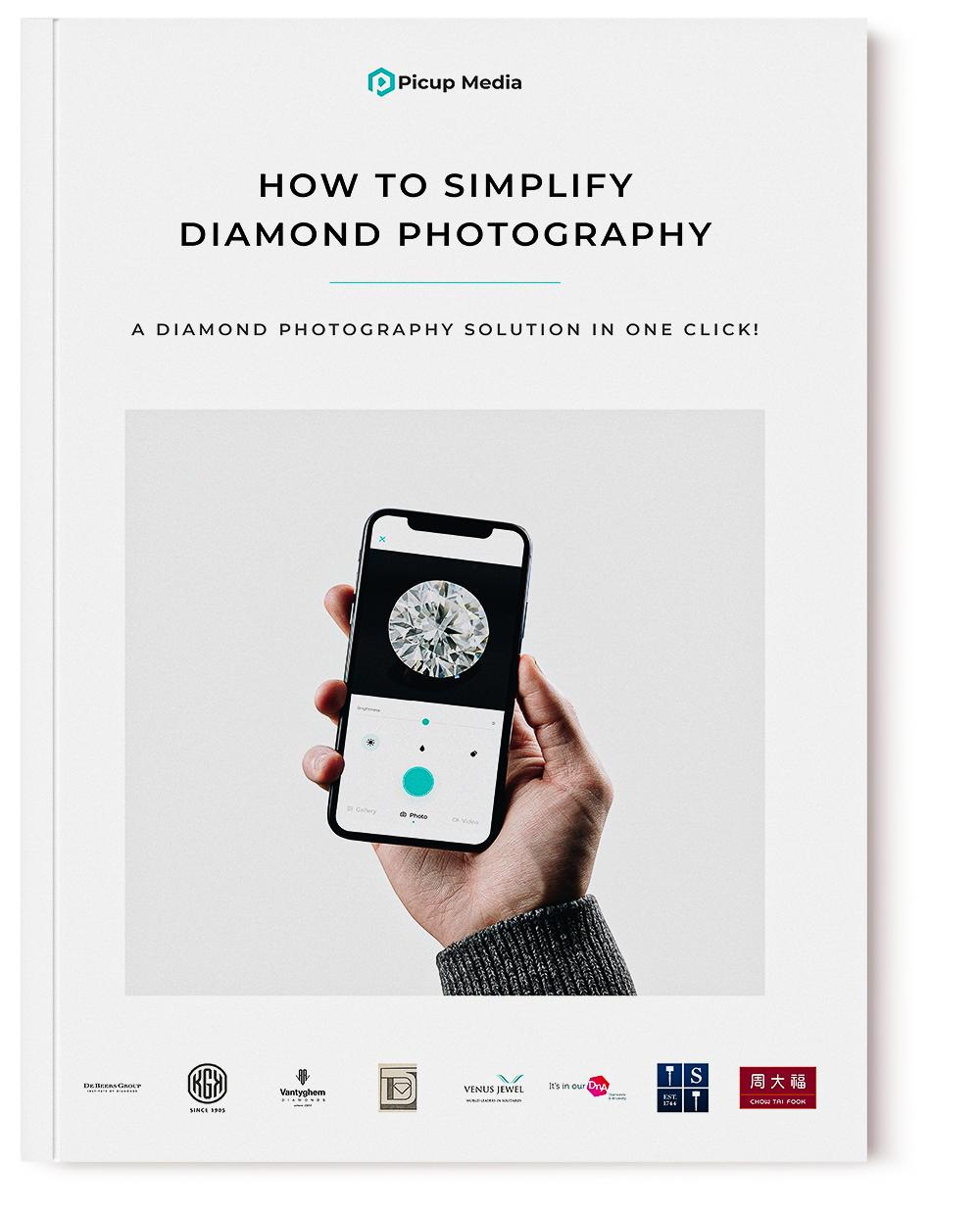 Simplify Diamond photography